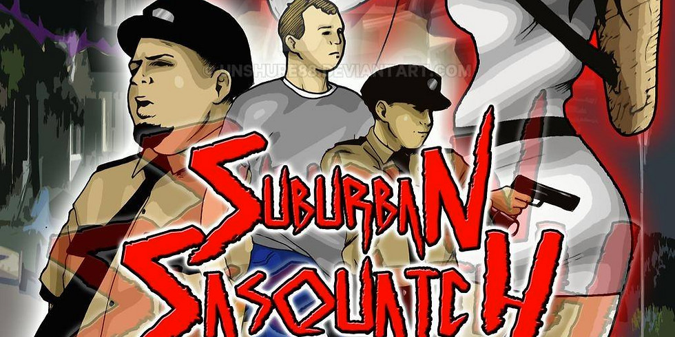Horrible Movie Night W/ Paul Busetti- Suburban Sasquatch