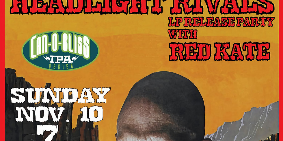 Headlight Rivals with Red Kate