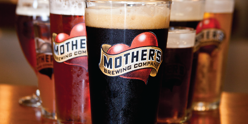 Mother's Brewing Tap Takeover