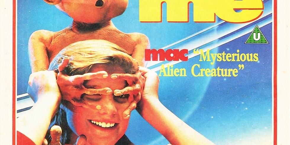 Horrible Movie Night w/ Paul Busetti- Mac & Me