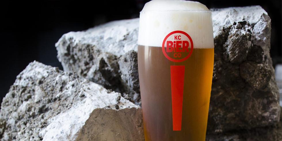 KC Bier Tap Take Over