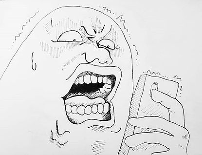 No. 4_ Wifi-less. #RWDrinkingGame #doodl