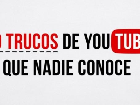 20 TRUCOS DE YOUTUBE (7/7)