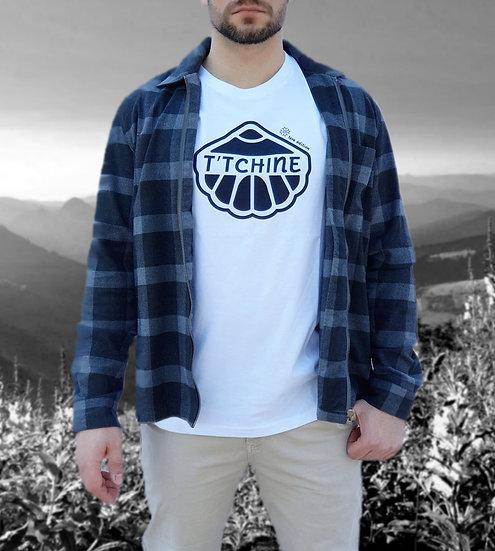 Tee-shirt Homme Blanc ~ Officiel ~