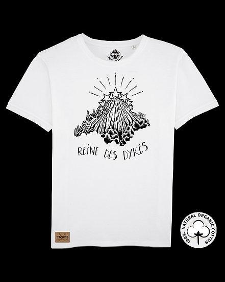 T-shirt Blanc Unisexe  Vierge