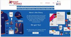 Printworkz Website