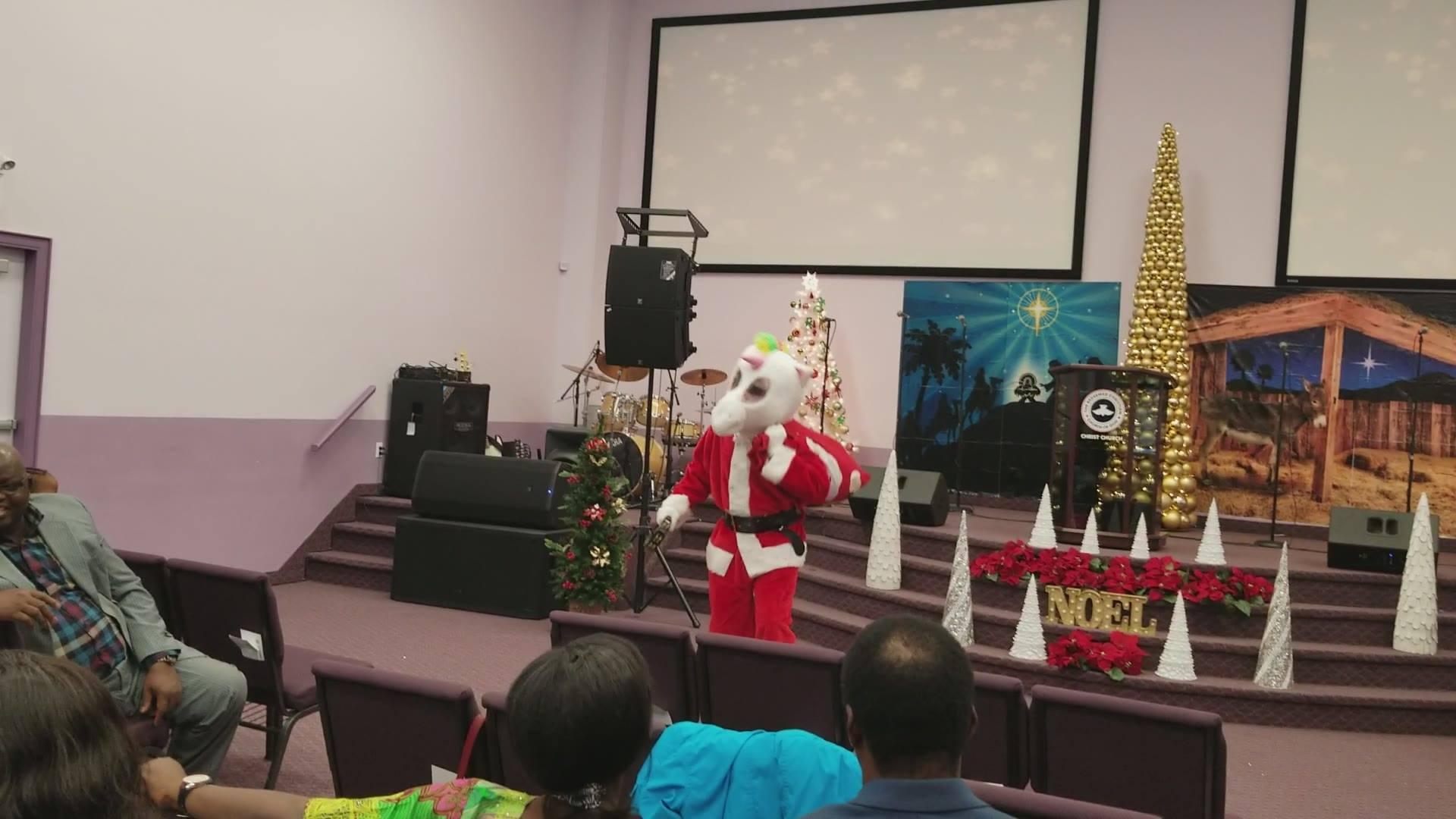 #MerryChristmas from RCCG Christ Church Edmonton