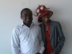 Pastor David & Pastor Bola