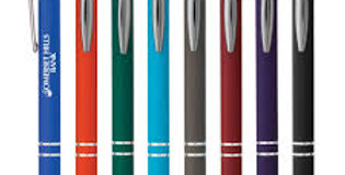 Soft Touch Pens