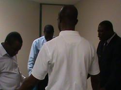 Pastors Prayer Session