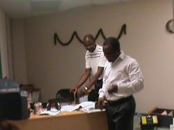 Pastor Adigun & Pastor David