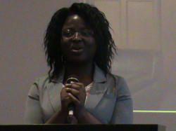 Sister Rosemary Olumide