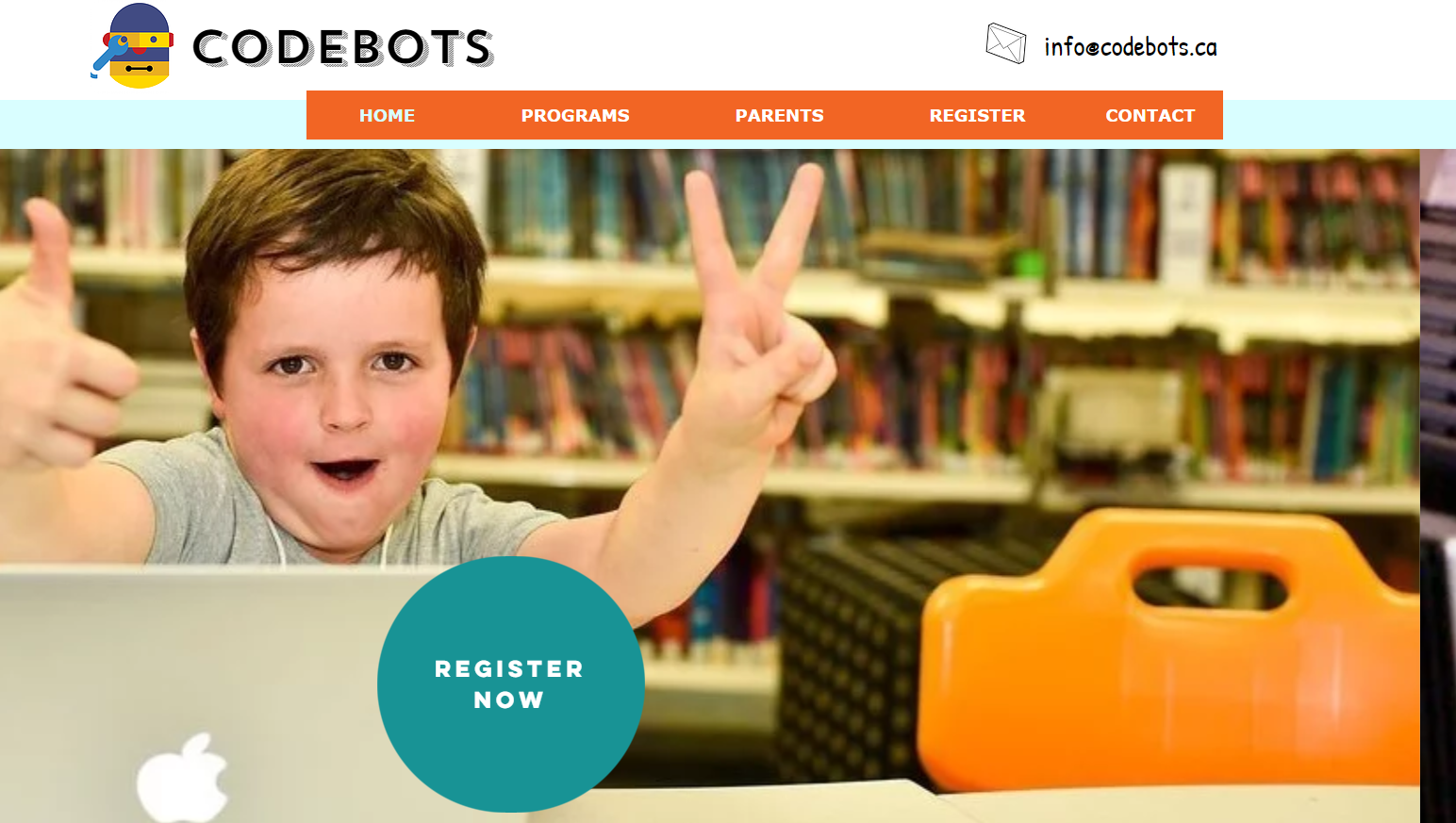 CodeBots Website