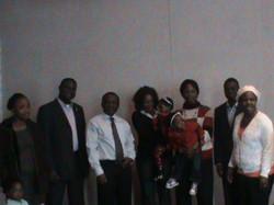 Christ church Family