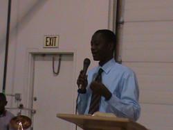 Pastor Adeniji