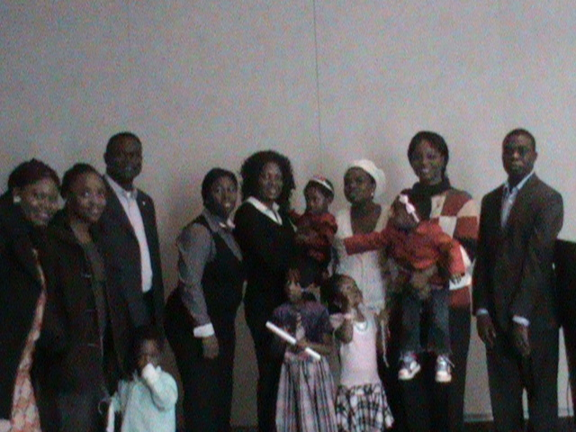 Christ Church family