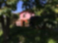 Casa Rossa Fassade