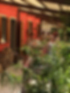 Casa Rossa Detail