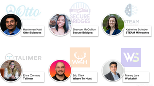 6 local startups each receive $10,000 grants from MKE Tech Hub Coalition, WEDC