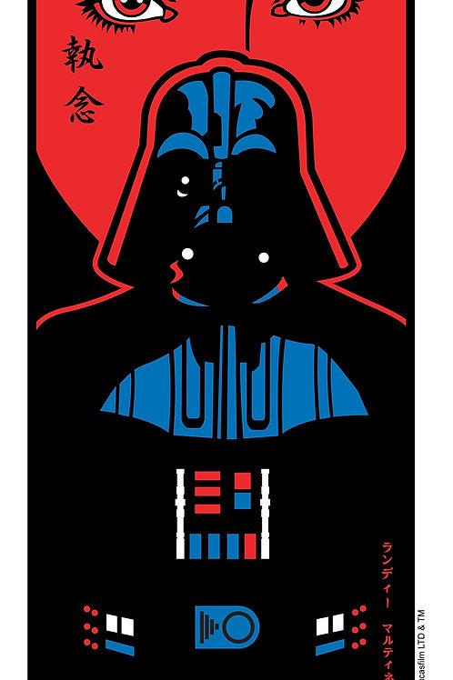 Darth Vader:Obsession Star Wars Celebration Japan Exclusive LE Print