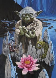 Yoda Lotus