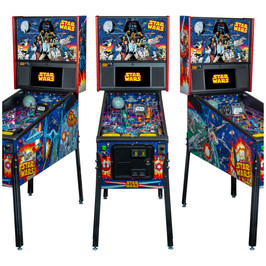 Star Wars Pro Stern Pinball Machine