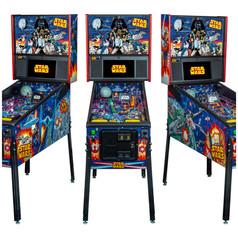 Star Wars Pro Stern Pinball Machine