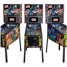 Star Wars Premium Stern Pinball Machine