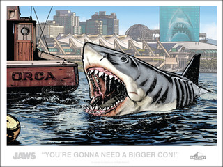Jaws: San Diego Comic Con Exclusive