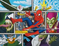 Spider-man Beyond Borders