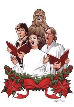 Star Wars Caroling