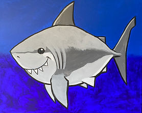 Shark Painting.JPG