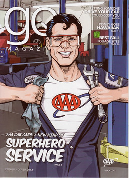 Superhero Service