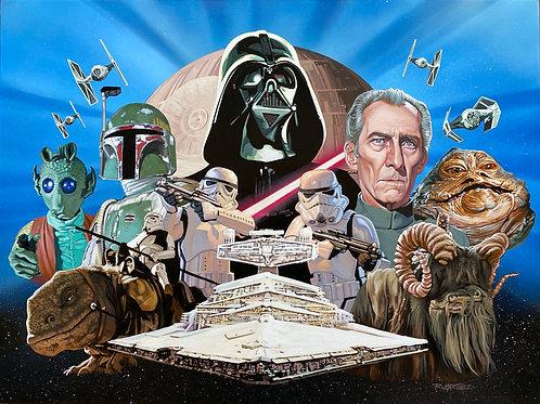Star Wars: A New Hope Radio Drama- Official Key Art