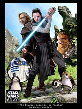 Star Wars Galaxy Trading Card