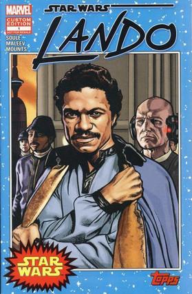 Marvel Comics Lando #1
