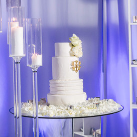 Cake Table Set up