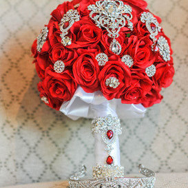 Ruby Wishes Custom Bouquet