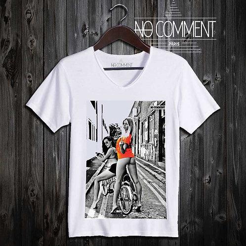 Tee shirt rock Amsterdam street ROCK06