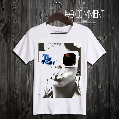 T SHIRT 3d glasses NEW40