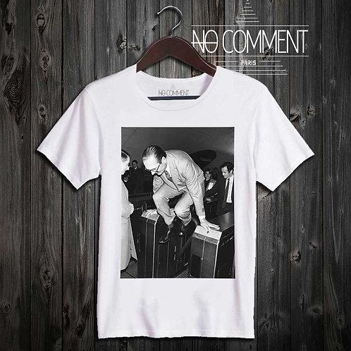 T Shirt Chirac jump SWA02