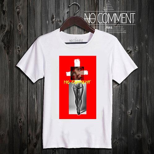 T shirt cross NCP19