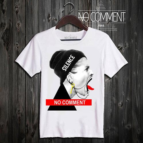 T shirt silence cap NCP08
