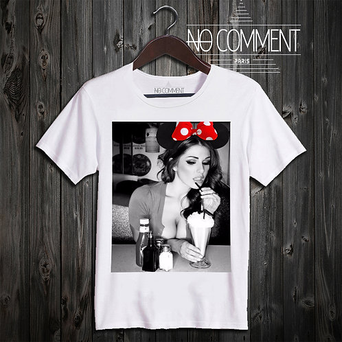 t shirt real minnie mouse ref: TEND19