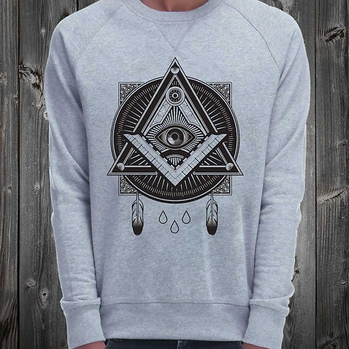Sweat Shirt illuminati réf: SW01