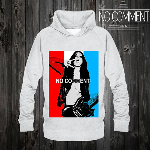 Sweat capuche french rock: NCPCAP18