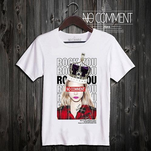 t shirt crown girl ref: LTN218