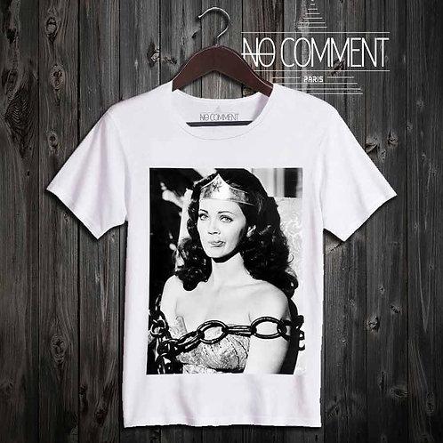 T Shirt wonder woman swag SWA09
