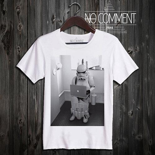 t shirt trooper toilet ref:STARW07