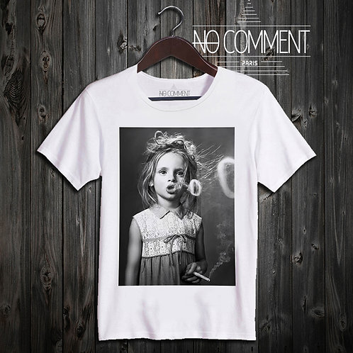 t shirt kid smoke ref: KID20